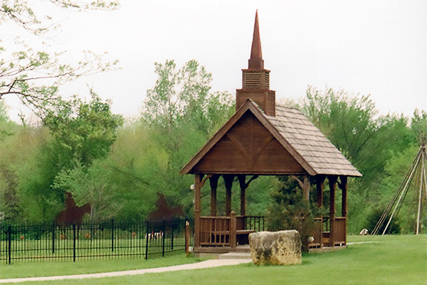 The Prairie Rose Chapel